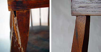 Antique Furniture | Theodor Herzl's Oak Chair | Jeremy Zetland2