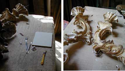 Antique Chandelier – Restoration, Jeremy Zetland4