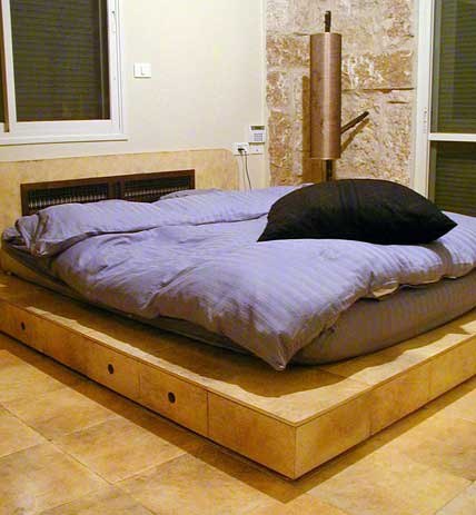 Woodworking | Custom-designed Bed | Jeremy Zetland1