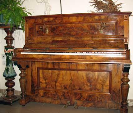 antique furniture restoration biedermeier piano