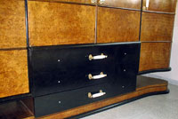 Furniture Restoration - Art-Deco Cabinet