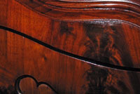 Antique Furniture - Restorating Biedermeier Cabinet